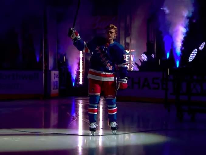 NY Rangers varasi Lias Anderssonin vuoden 2017 NHL Draftin 7. pelaajana ja nyt ruotsalainen on hyllytetty: voisiko Eeli Tolvanen siirtyä Manhattanille?