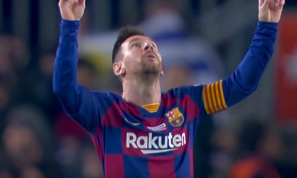 Lionel Messi rikkoi jälleen Cristiano Ronaldon ennätyksen La Ligassa.