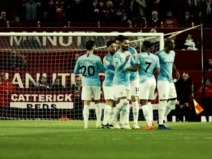 Valioliiga: Manchester City - Sheffield United