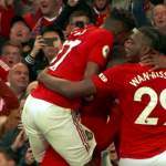 Valioliiga: Manchester United - Everton