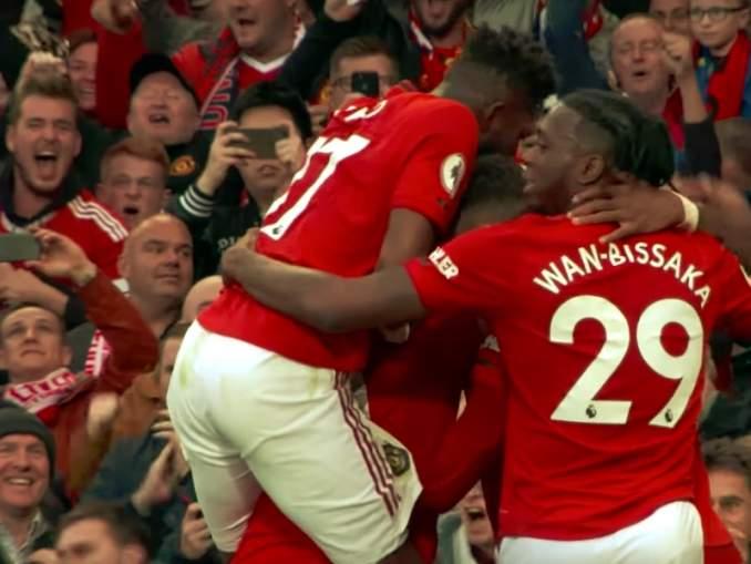 Valioliiga: Manchester United - Tottenham
