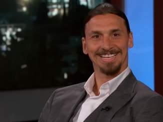 Zlatanilta kova kuitti Ronaldolle. Ruotsalaishyökkääjä kertoi GQ:n haastattelussa vihjeen paluustaan Serie A:han ja kuittaili samalla Cristiano Ronaldolle.