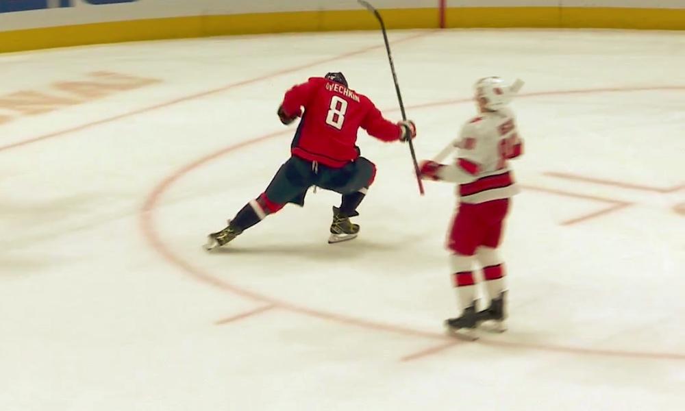Alexander Ovechkin ohitti Teemu Selänteen NHL:n kaikkien aikojen maalipörssissä.