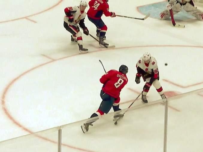 Alexander Ovechkin nousi Teemu Selänteen kanssa tasoihin NHL:n kaikkien aikojen maalitilastossa.