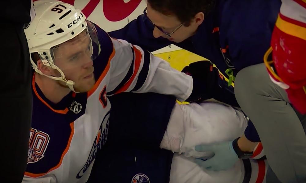 Ensitiedot Connor McDavidin polvivammasta olivat voimakkaasti vähäteltyjä: leikkaus olisi uhannut koko NHL-uraa ja hän olisi ollut varmuudella sivussa koko NHL-kauden 2019-2020.