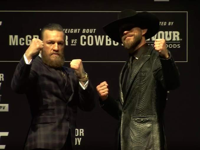 Suomalaisottelija Makwahn Amirkhani uskoo McGregorin tyrmäävän Cerronen tämän viikonlopun UFC 246 -tapahtuman superkohtaamisessa.