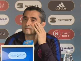 Ernesto Valverden aika lopussa - palaako Xavi Camp Noulle?
