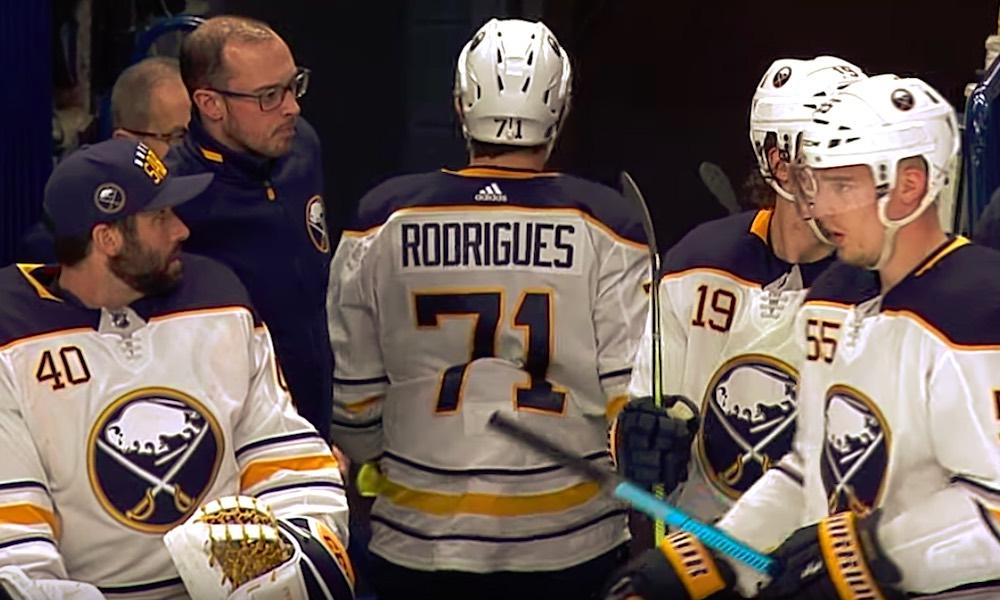 Jo kolme Sabres-pelaajaa on pyytänyt siirtoa pienen ajan sisään: ensimmäinen heistä oli Rasmus Ristolainen.