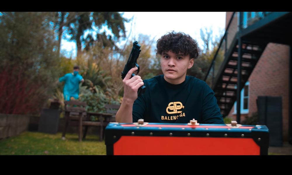 VIDEO: Elinikäisen pelikiellon saanut julkaisi aiheesta kappaleen