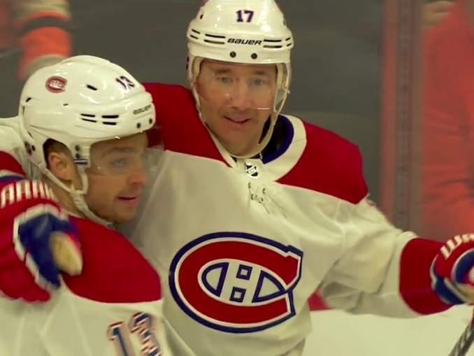 Ilya Kovalchuk osoittautumassa todelliseksi huippuhankinnaksi Montreal Canadiensille; tehnyt erinomaiset tehot ja myös tehotilasto näyttää erinomaiselta.