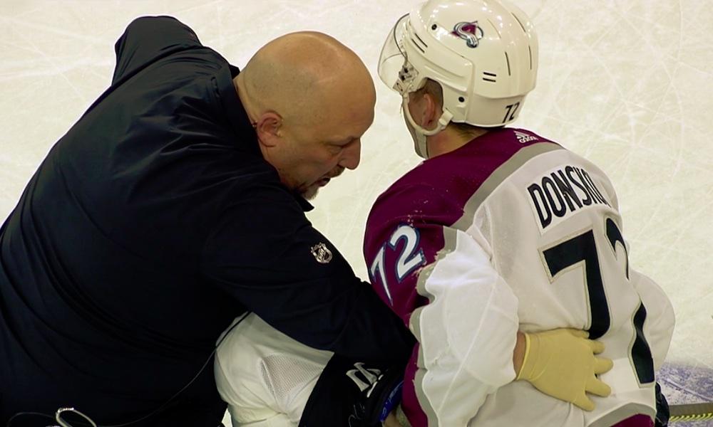 Joonas Donskoin teloneelle Ryan Lindgrenille on tulossa pelikieltoa: NHL:n kurinpito on ilmoittanut ottavansa tapahtuneen käsittelyyn.