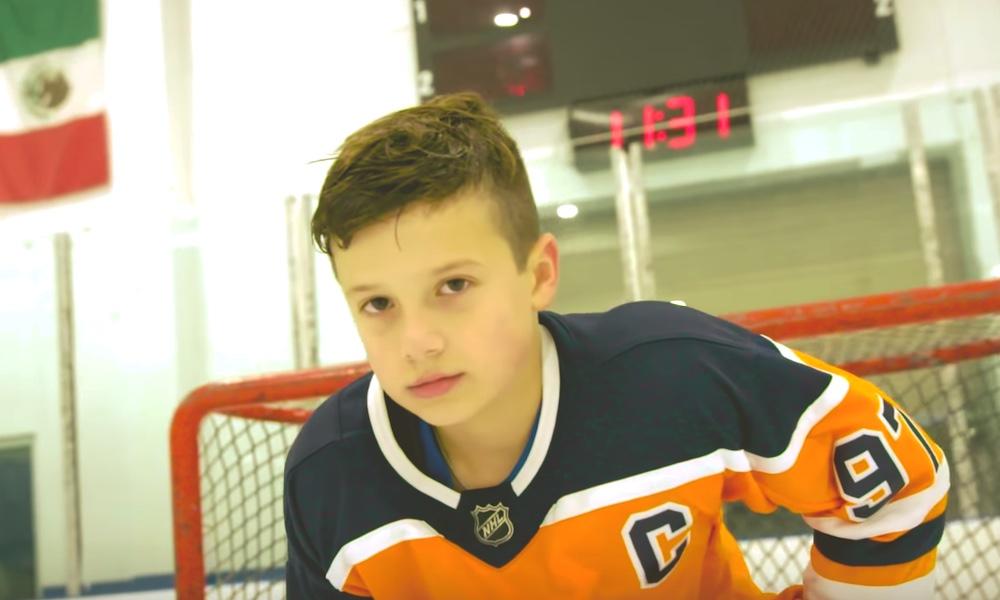 Onko 9-vuotias Kaden Galatiuk seuraava Connor McDavid tai Sidney Crosby? Kyseessä on mieletön superlahjakkuus, joka tekee kaikkensa pelatakseen NHL:ssä.