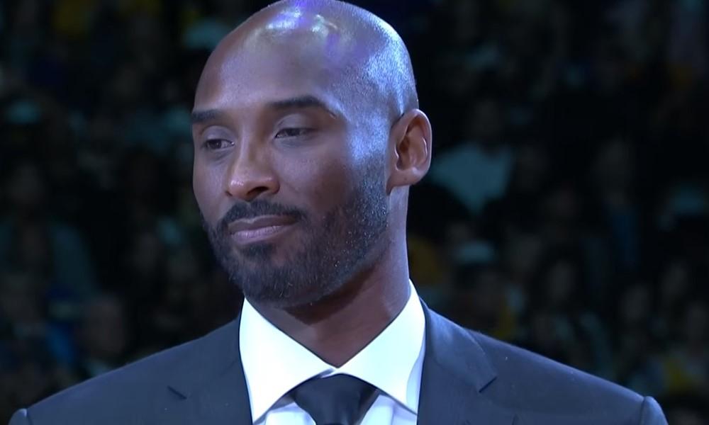 Dallas Mavericksilta upea ele Kobe Bryantin muistolle.
