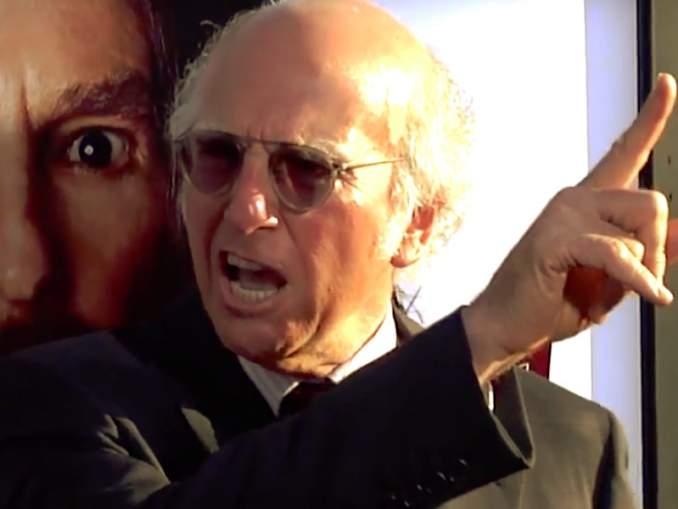 TV-sarja Seinfeldin luojana tunnetuksi tullut Larry David ei arvostanut NY Rangers -päävalmentaja David Quinnin päätöstä penkittää Kaapo Kakko.