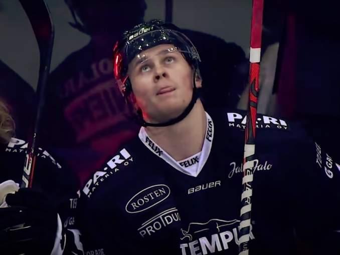 Lauri Pajuniemi Liiga-kauden suurimpia sensaatioita, jollei jopa suurin, ja hän tekee historiaa aivan näillä näppäimillä.