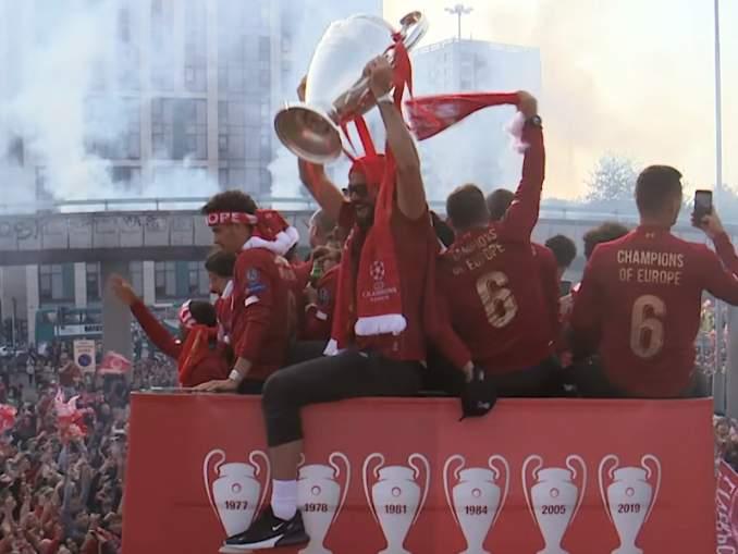 Huhhuh! Liverpoolin kotitappiosta 1001 päivää.