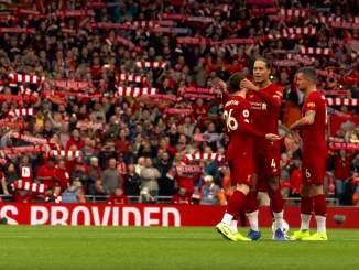 FA Cup: Shewsbury Town - Liverpool