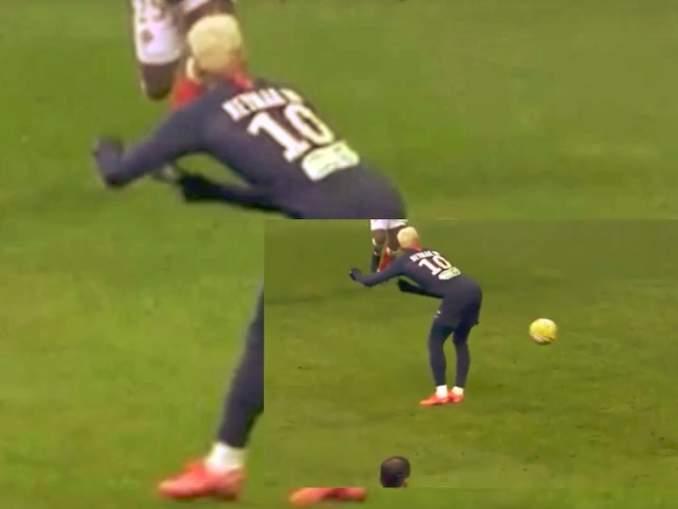 Neymarilta peppusyöttö: se ikään kuin konkretisoi, miten väärä sarja Ranskan Ligue 1 on brasilialaiselle ja ranskalaiskärki Kylian Mbappelle.