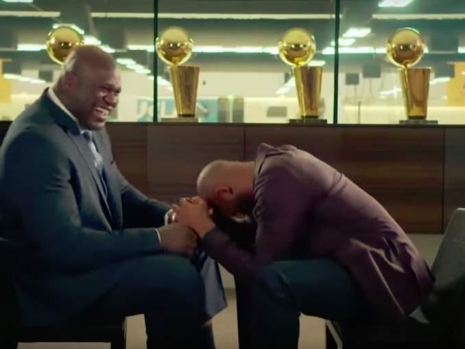"""Shaq O'Neal surun murtama menetettyään """"veljensä"""" Kobe Bryantin sekä tämän Gigi-tyttären."""