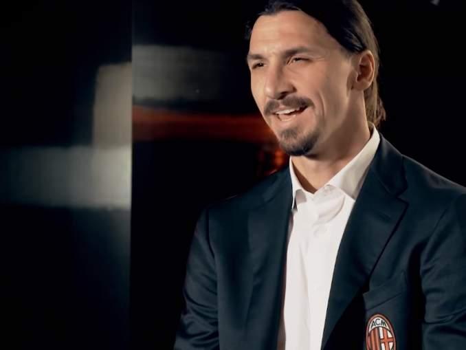 """VIDEO: Zlatanin """"ensimmäinen"""" maali Milan-paidassa on tosiasia."""