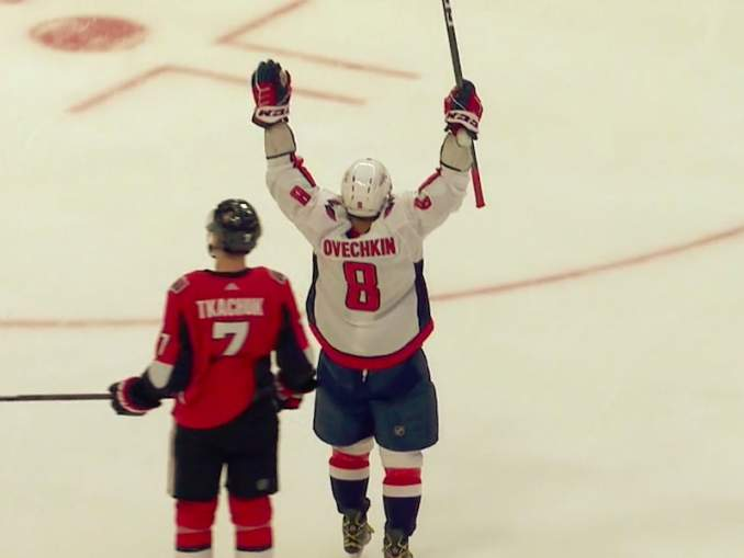 Ilmiliekeissä viime ajat ollut Alexander Ovechkin ohitti Messierin NHL:n kaikkien aikojen maalitilastossa ja nousi jo kahdeksanneksi.