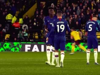 Valioliiga: Chelsea - Tottenham