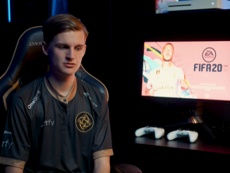 VIDEO: Oho! Ninjas in Pyjamas hommasi ensimmäisen FIFA-pelaajansa