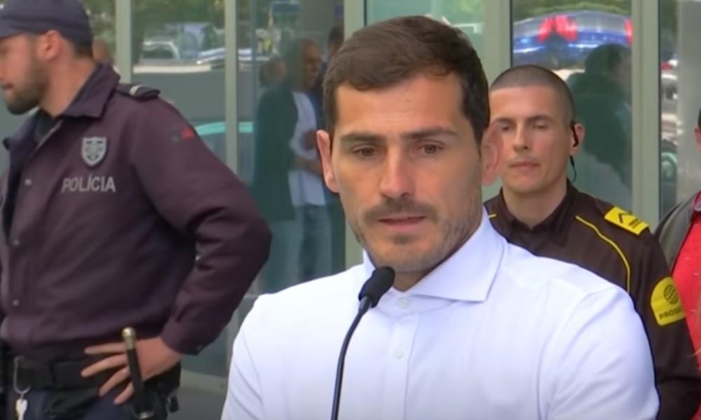 Iker Casillas ei halua jättää jalkapalloa.