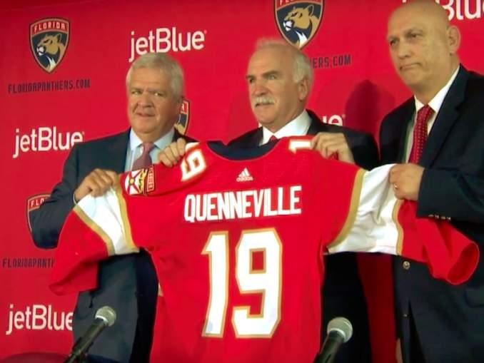 Florida Panthersin ensi kauden pelaajabudjetti kokee shokkimaisen pudotuksen kauteen 2019-2020 nähden?!