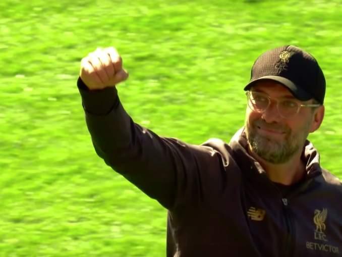 Liverpoolin ylivoimasta saa kaikkein parhaan kuvan, kun piste-eroa Manchester Cityyn vertaa kaikkiin muihin Euroopan huippusarjoihin - yhteensä.