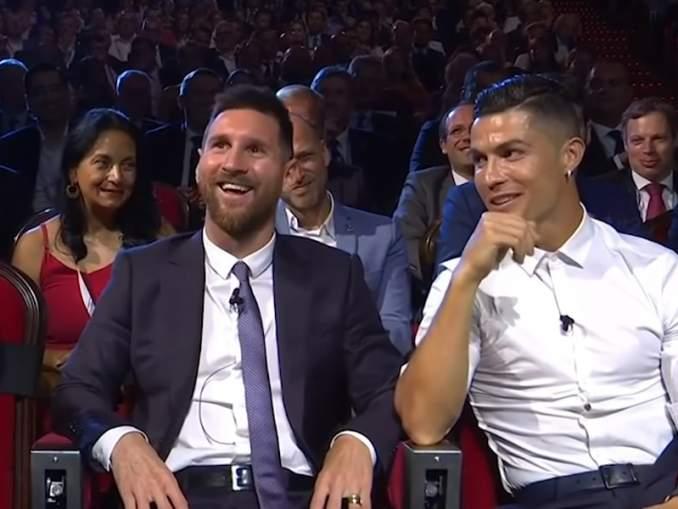 Lionel Messi kehuu vuolaasti Cristiano Ronaldoa ja tämän hurjaa maalivirettä.