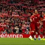 Valioliiga: Liverpool - Southampton