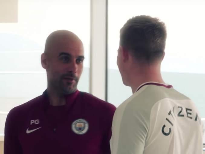 Man City piti hätäpalaverin pelaajien kanssa lauantaina. Seurajohto halusi kertoa pelaajille, millä tavoin City aikoo toimia asian kanssa.