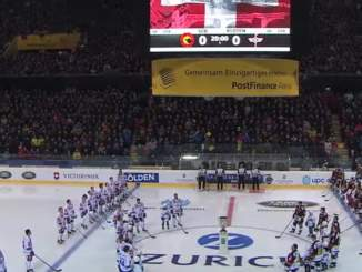 NLA:n runkosarja pelataan tyhjille katsomoille koronaviruksen takia, uutisoi sveitsiläissivusto Swisshockeynews verkkosivuillaan.