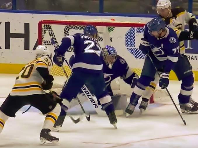 NHL:n sarjataulukko muuttuisi tiettyjen sijojen, ja etenkin pudotuspelitaiston, osalta dramaattisesti, mikäli käytössä olisi 3-2-1-0-pistelaskujärjestelmä.