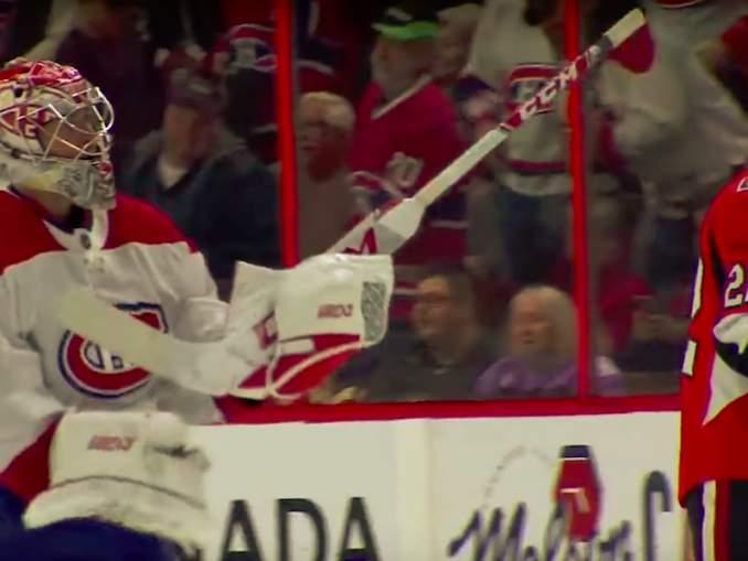 NHL-maalivahdit polttivat käpynsä viime viikolla, John Gibsonin ja Carey Pricen johdolla.