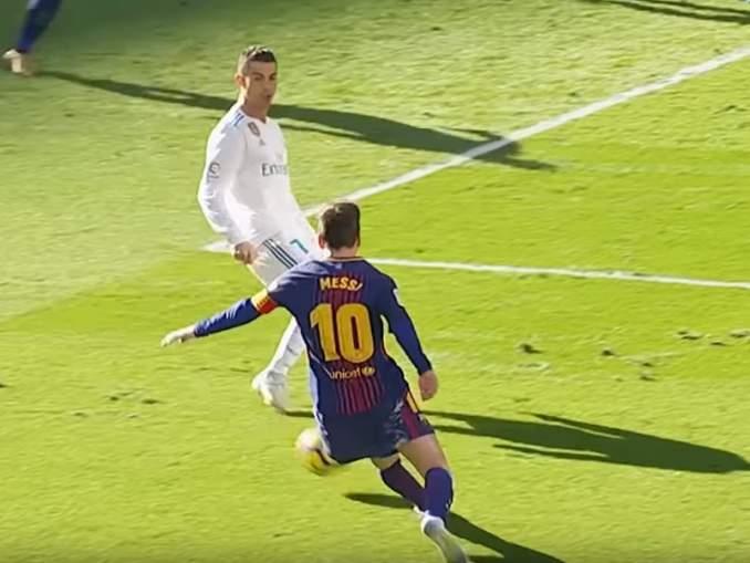 Barcelona kokosi Lionel Messin parhaat syötöt yhdelle videolle.