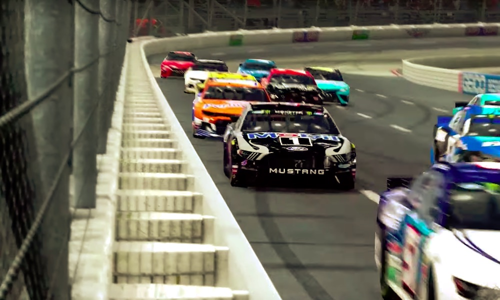 Nascar-kuljettajat siirtyvät sarjan suurimpien tähtien johdolla koronaviruksen aiheuttaman kauden keskeytyksen vuoksi ajamaan esports-liigaan.