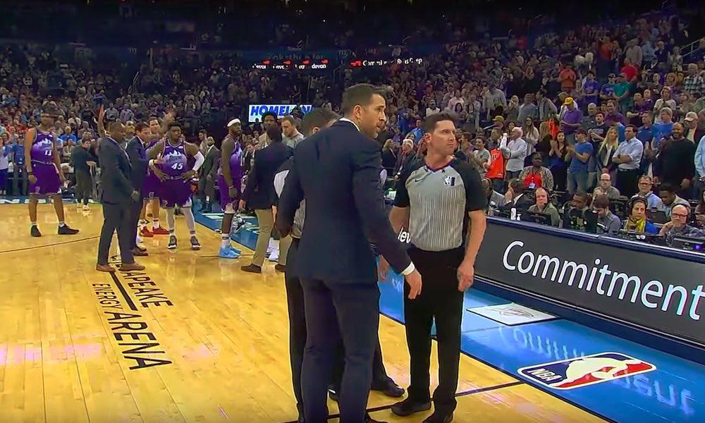 Koronavirus keskeyttää NBA-kauden.