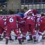 Valko-Venäjä jatkaa ainoana jääkiekkosarjana, joka ei ole keskeyttänyt kauttaan koronan takia. Finaalisarja on alkamassa näillä näppäimillä.