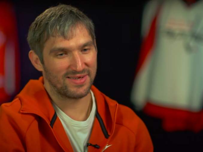 Alexander Ovechkin kauppaa jokaisen jääkiekkofanin unelmien lomapakettia, johon kuuluu muun muassa yksityistunti venäläistähden kanssa.