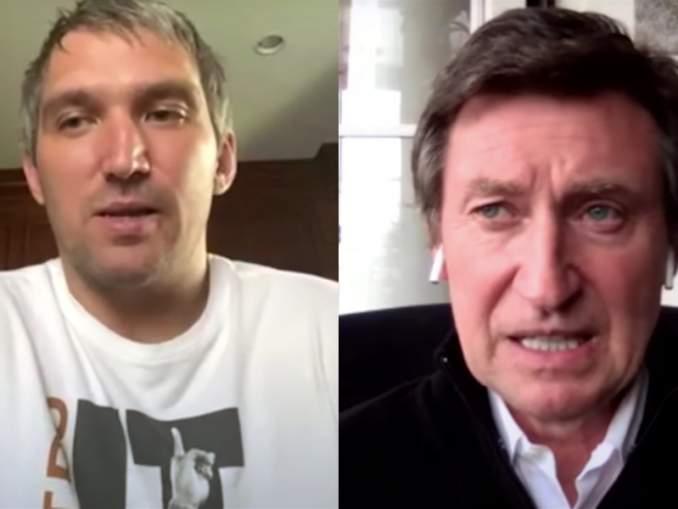 Ovechkin kohtaa Gretzkyn NHL 20:ssa: tätä et halua todellakaan missata!