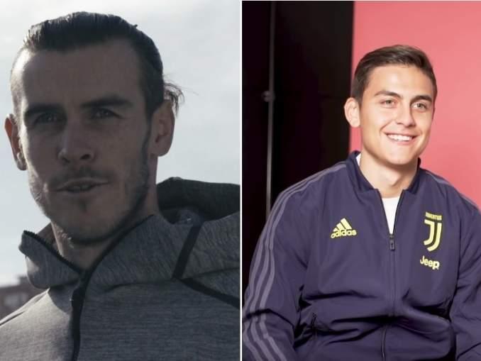 Dybala ja Bale pelaavat hyvän asian puolesta - näet pelit Twitchissä.