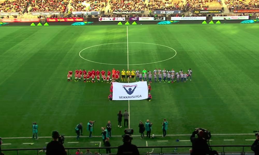 Ylen mukaan osa HJK:n, HIFK:n ja Gnistanin pelaajista rikkoo koronakieltoa harjoittelemalla isolla joukolla Töölössä.