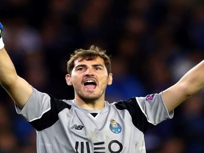 Iker Casillas haluaa auttaa koronakriisissä kärsineitä - legendat koolle.