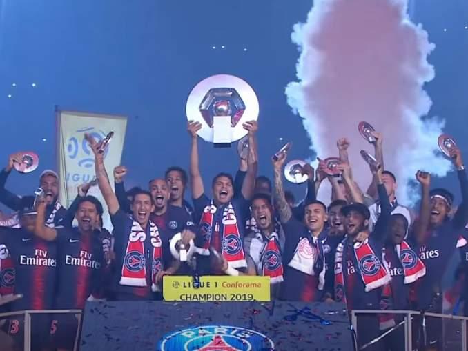 PSG julistetaan Ligue 1 -mestariksi? Lyonia ei nähdä eurokentillä?
