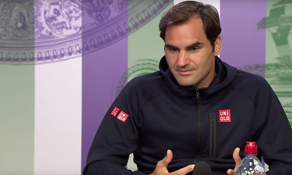 Roger Federeriltä huikea ehdotus Twitterissä. Supertähden kanssa samoilla kannoilla oli monet tenniksen huippunimistä, kuten Rafael Nadal.
