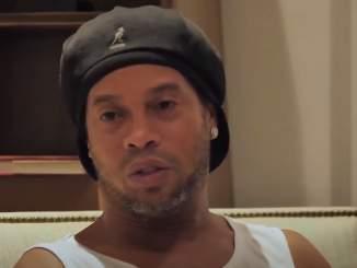 Ronaldinho antoi ensimmäisen haastattelun pidätyksen jälkeen!