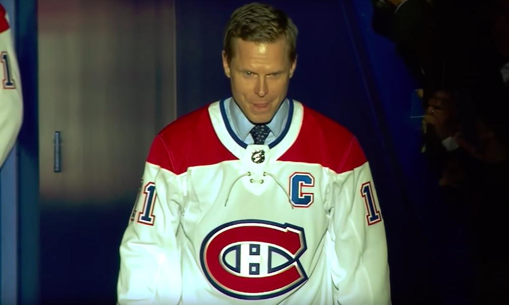 Saku Koivu joutui heti keskelle sekasortoa Montrealissa, kun hän nuorenamiehenä siirtyi pelaamaan Canadiensiin.
