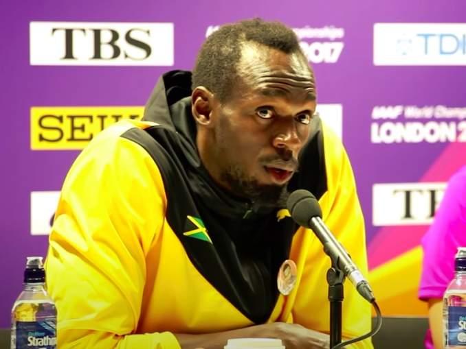 Usain Bolt paljastaa: hävisi vedon jäätyään omasta veikkauksestaan MM-Berliinissä.